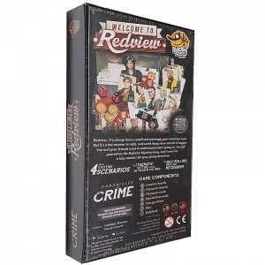Chronicles of Crime: Welcome to Redview [1]