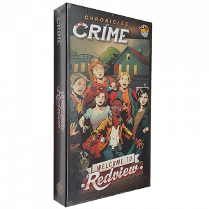 Chronicles of Crime: Welcome to Redview [0]