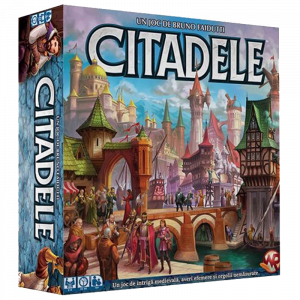 Citadele aka Citadels (Romanian Edition) [0]