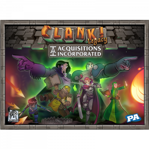 Clank! Legacy: Acquisitions Incorporated0