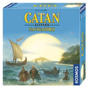 Colonistii din Catan - Navigatorii [0]