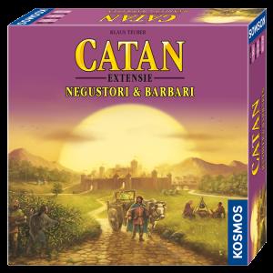 Colonistii din Catan - Negustori si Barbari [0]