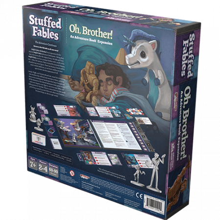 Stuffed Fables: Oh, Brother! [1]