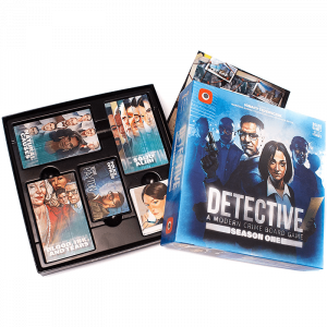 Detective: A Modern Crime Board Game – Season One [2]