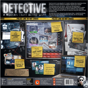 Detective: A Modern Crime Boardgame [1]