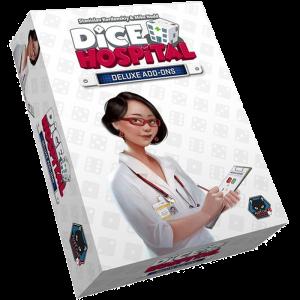 Dice Hospital: Deluxe Addons0