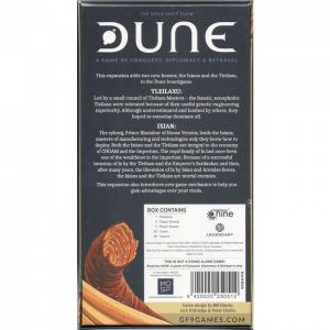 Dune: Ixians & Tleilaxu1