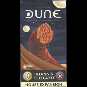 Dune: Ixians & Tleilaxu0