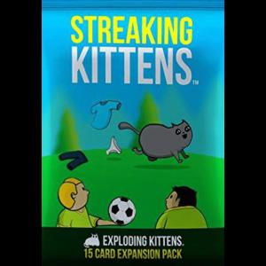 Exploding Kittens: Streaking Kittens [0]