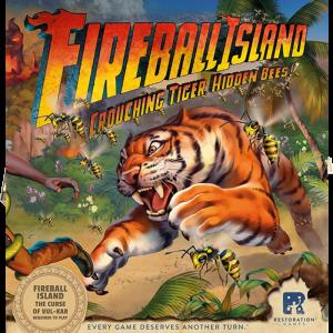 Fireball Island: Crouching Tiger, Hidden Bees!0