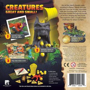 Fireball Island: Crouching Tiger, Hidden Bees!1
