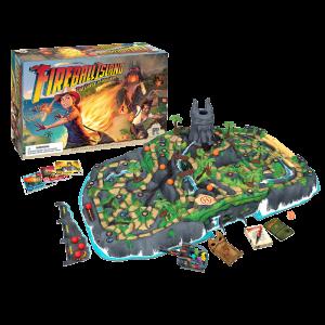 Fireball Island: The Curse of Vul-Kar2