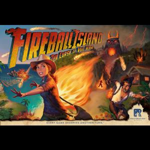 Fireball Island: The Curse of Vul-Kar0