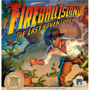 Fireball Island: The Last Adventurer0