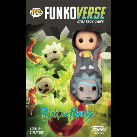 Funkoverse Rick & Morty – Expandalone0