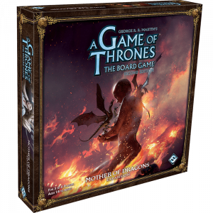 Game Of Thrones The Board Game: Mother of Dragons Expansion0
