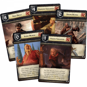Game Of Thrones The Board Game: Mother of Dragons Expansion2