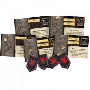 Game Of Thrones The Board Game: Mother of Dragons Expansion4