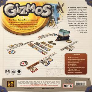 Gizmos (English edition) [1]