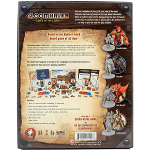 Gloomhaven: Jaws of the Lion1