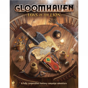 Gloomhaven: Jaws of the Lion0