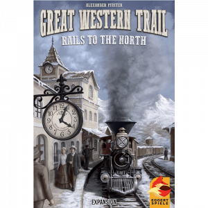 Great Western Trail: Rails to the North (germană)0