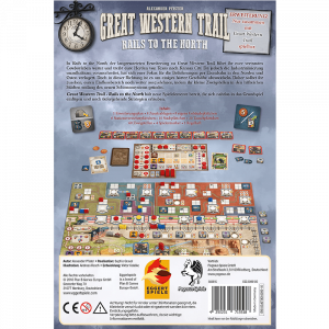 Great Western Trail: Rails to the North (germană)1