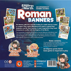 Imperial Settlers: Empires of the North – Roman Banners1