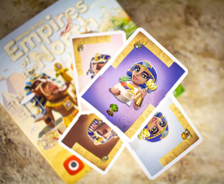 Imperial Settlers: Empires of the North – Egyptian Kings [2]