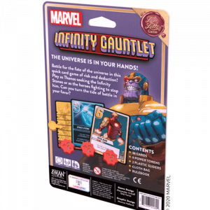 Infinity Gauntlet: A Love Letter Game (English Edition)1