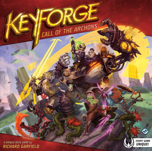 KeyForge: Call of the Archons (2 Player Starter Set)0