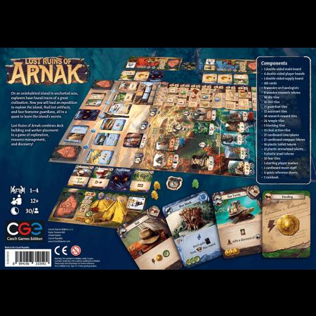Lost Ruins of Arnak (cutie usor avariata) [2]