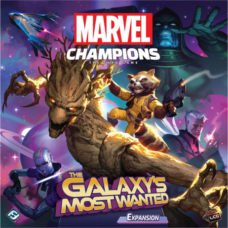 Marvel Champions: The Galaxy's Most Wanted0