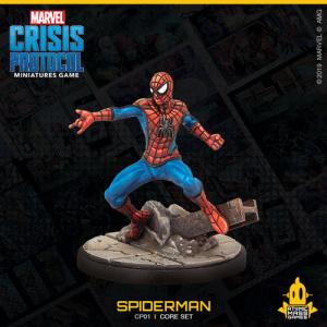 Marvel: Crisis Protocol (Core Set) [4]