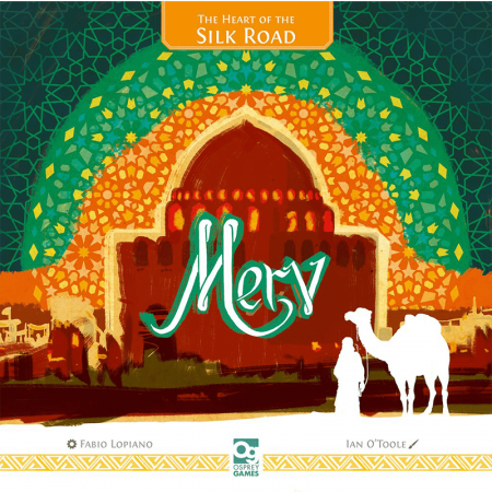 Merv: The Heart of the Silk Road [0]