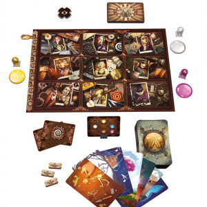 Mysterium Park (English edition with promo vision card)1