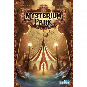Mysterium Park (English edition with promo vision card)0