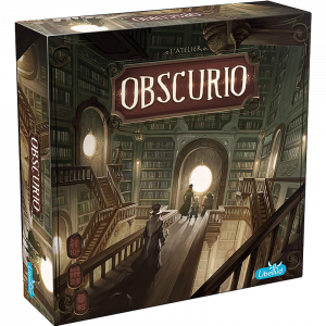 Obscurio (with promo trap tokens)0