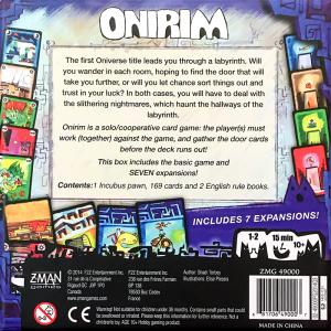 Onirim (2nd edition) [1]