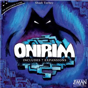 Onirim (2nd edition) [0]