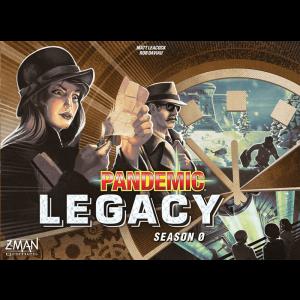 Pandemic Legacy: Season 0 [0]