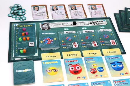 Subatomic: An Atom Building Game [3]