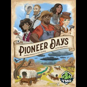 Pioneer Days0