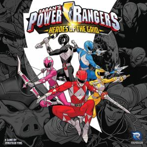 Power Rangers: Heroes of the Grid [0]