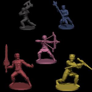 Power Rangers: Heroes of the Grid [2]
