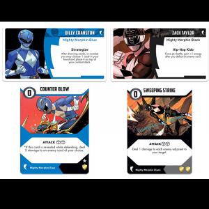 Power Rangers: Heroes of the Grid [4]