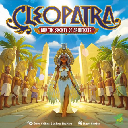 Cleopatra and the Society of Architects: Deluxe Edition [0]