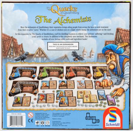 The Quacks of Quedlinburg: The Alchemists [1]
