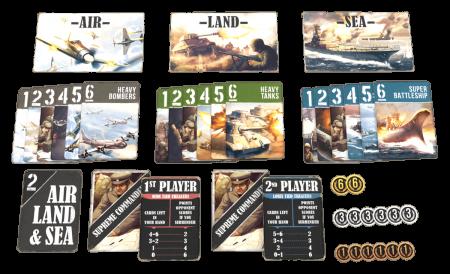 Air, Land & Sea (Revised Edition) [2]