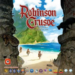 Robinson Crusoe: Adventures on the Cursed Island0